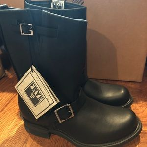 Frye women's harness boots new 9.5 medium